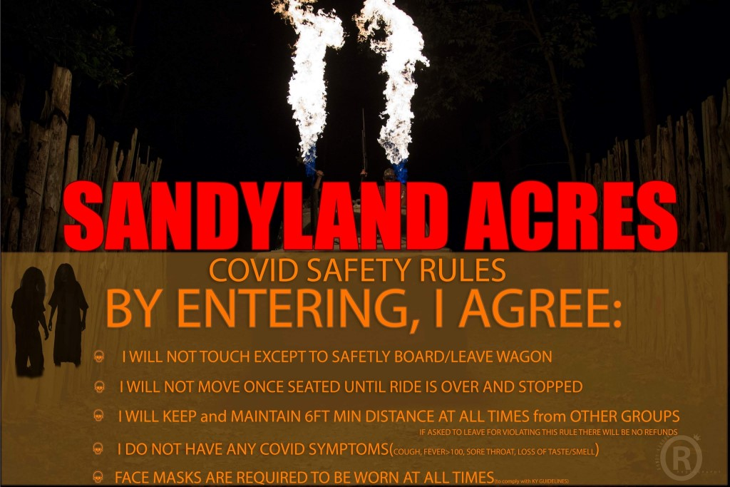 Haunted Hayride and Farmers Revenge